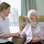 hasta ve yaşlı hizmetleri alanı