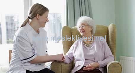 İl, ilçe Hasta ve Yaşlı Hizmetleri alanı olan meslek liseleri