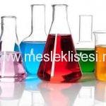 kimya teknolohisi alanı