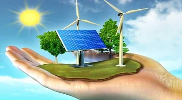 yenilenebilir enerji teknolojileri alanı