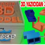 teknik resim-3d printing